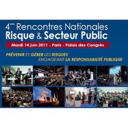 4ème Rencontres Nationales Risque et Secteur Public