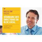 Séminaire des Directions du bloc local : Compétents ensemble !