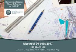 Rencontre Régionale Hauts de France : contribution technique à l'élaboration du SRADDET