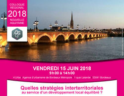 Colloque régional Nouvelle Aquitaine