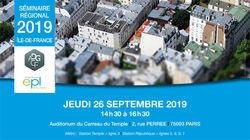 Les Entreprises publiques locales en Île-de-France : de nouvelles opportunités pour la mise en oeuvre et la gestion des projets publics ?