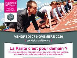 Save the date : Colloque sur la parité