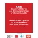 Actes des 7èmes Universités d'été des 3 et 4 juillet 2014