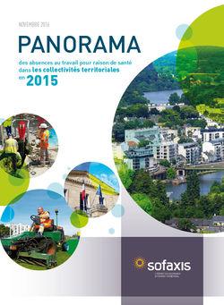 Panorama 2015 des absences au travail