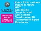 Le défi RH des communautés - Découvrez notre collection thématique