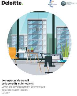 Les espaces de travail collaboratifs et innovants