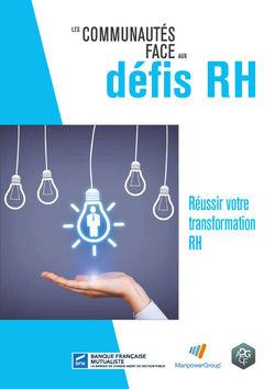 Réussir votre transformation RH