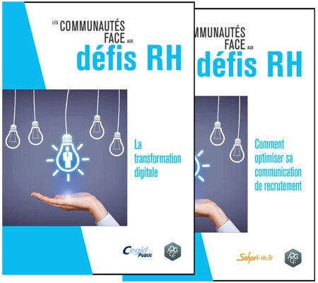 Les communautés face aux défis RH : 2 nouveaux ouvrages