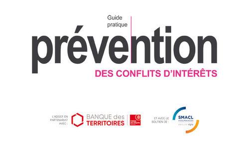 Guide pratique - Prévention des conflits d'interêts