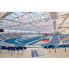 La halle d'athlétisme de Miramas : un ouvrage d'exception réalisé par notre partenaire SMC2