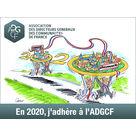 Adhérez à l'ADGCF en 2020