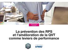 La prévention des RPS et l'amélioration de la QVT comme leviers de performance