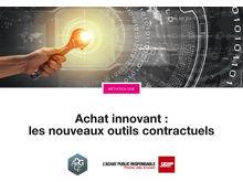 Achat innovant : les nouveaux outils contractuels