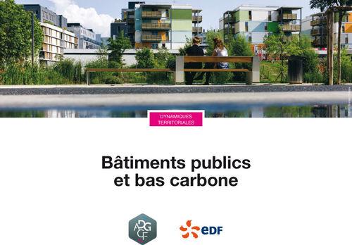 Bâtiments publics et bas carbone