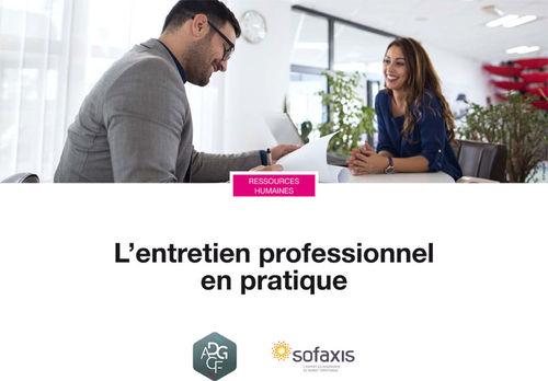 L'entretien professionnel en pratique