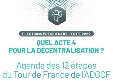Tour de France de l'ADGCF