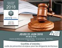 Colloque National - 21 Juin - Paris