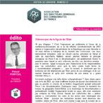 La lettre d'information de l'ADGCF